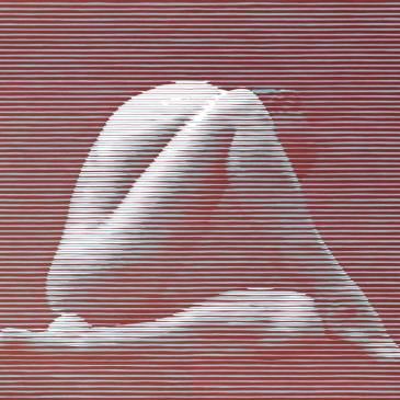 Desnudo isósceles